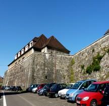 Doubs Besancon Fort du Griffon