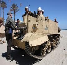 Bren Carrier FFL 13e Demi Brigade Canet en Roussillon