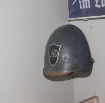 1943 Luftschutz hilfdienst  1944 Bruxelles
