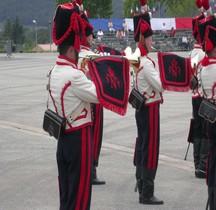 Garde Imperiale Artillerie Cheval  Fanfare Draguignan