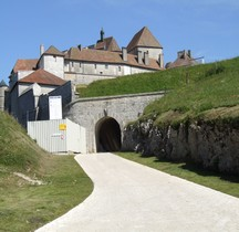 Doubs La Cluse et Mijoux Fort de Joux