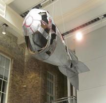 Zeppelin Spähgondel  Nacelle Observation Londres