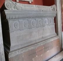Rome Sarcophage de Scipio Barbatus Italie Vatican