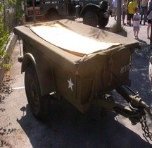 Remorque Bantam 1/4 tonne Montpellier