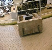 Mine sous marine Ankertauminen Mine à Orins  Crapaud Overloon