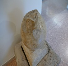 6 Etrusques Cippe Marbre Italie Marzabotto Sasso Marconi