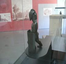 Statuaire Gladiateur Secutor Arles