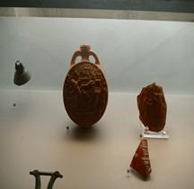 Rome Céramique Cucurbita Gourde Marsyas Vs Apollon SGL MAN