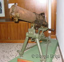 Mitrailleuse MG 07  Swarzlose 1917