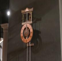 Leonardo da Vinci Pendule Mécanismes  Florence Maquette