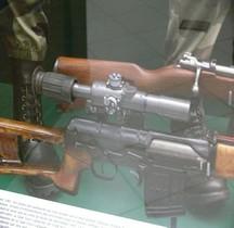 Fusil Snaïperskaïa Vintovka Dragounova  Saumur