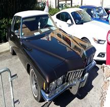 Buick 1972 Riviera Boat Tail Carnon 2019