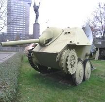 Jagdpanzer 38t SdKfz 138/2 Hetzer Varsovie
