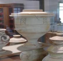3 Céramique Celto-Ibères Cratère Nissan lez Ensérunnes
