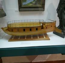 Barque de Poste 1813 Mkt Béziers