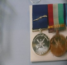 Oman Sultan Commendation Medal Hendon
