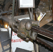 Kettensäge Tronconneuse (Chain Saw) Viervilles