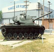Char Moyen M 48 a1 Patton USA