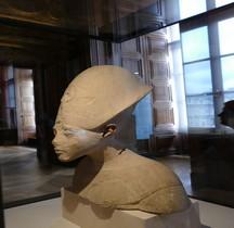 Egypte Pharaon 18e Dynastie 10.1 Aménophis IV Akhenaton Louvre