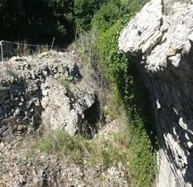 Gard Nages Oppidum des Castels Citerne romaine