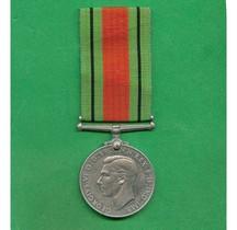1945 Defence Medal 1939 1945
