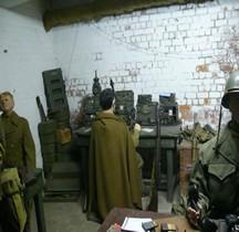 Bastogne Barracks Exterieurs  Bastogne Barrack  PC General McAuliffe central radio