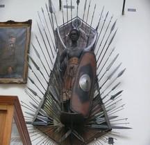 Bruxelles Musée de l 'Armée MRA Galerie Afrique Noire