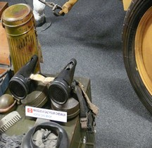 2eGM 1939 Gasmask Chevaux St Laurent