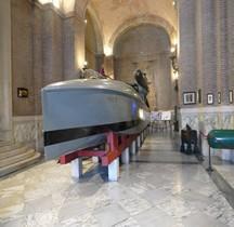 Motoscafo Armato Silurante MAS 15 Rome