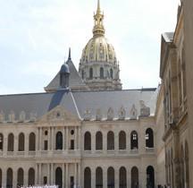 Paris Invalides Cour d'Honneur