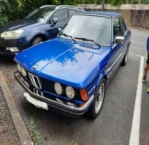 BMW 1982  E30 BAUR TC2