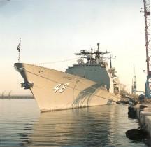 Croiseur Lance Missile USS Yorktown CG-48