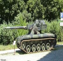 Jagdpanzer SK 105 Kuirassier Vienne