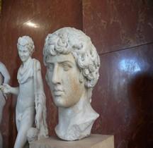 Statuaire 4 Empereurs 3.  Antinoüs Paris