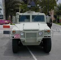 Humvee M998 Emirats