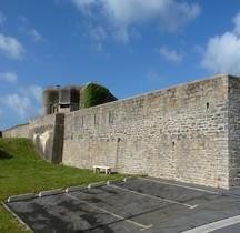 Morbihan Ploemeur Fort du Talut batterie Jade West