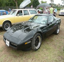 Chevrolet Corvette C4 ZR1 1985 Stringray Marsillargues 2019