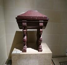 Rome Sarcophage Funéaire Porphyre ( Remploi)  Urne de Caylus Louvre