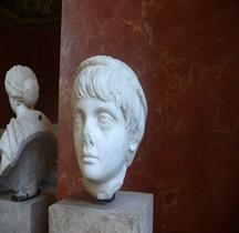 Statuaire 4 Princeps 5.2 Marcus Annius Verus Caesar Louvres