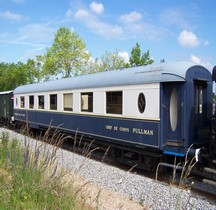 Pullman voiture chef de corps Versailles