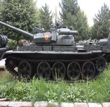 T 55 AM Roumanie