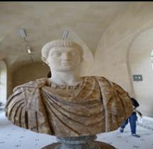 Statuaire 7 Empereurs 3 Constant I Paris