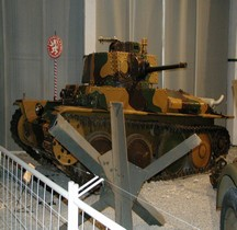 Panzerkampfwagen 38(t) Lesany