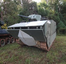 Expeditionary Fighting Vehicle (EFV) Prototype