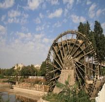 Syrie Hama Les Noria