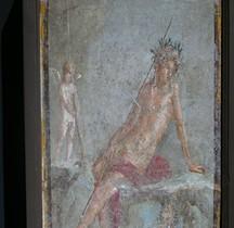 Fresque Rome Italie Pompéï Naples  Narcisse Nimes 2019