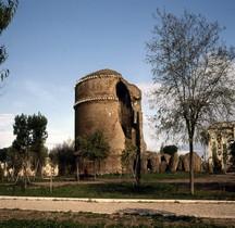 Rome Municipio VI  Villa Gordiani Mausoleo