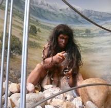 1.2. Paléolithique Inférieur Pleistocène Moyen Homo Heidelbergensis Tautavel  Foyer