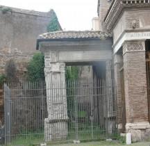 Rome Rione Ripa Arc des Argentiers