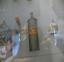 1°GM 1916 Grenade Incendiaire Main Modèle 1916 Par